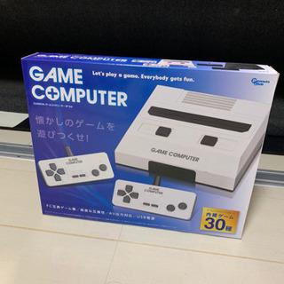 ゲームコンピューター