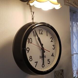 壁掛け時計 ブリティッシュロマンクロック