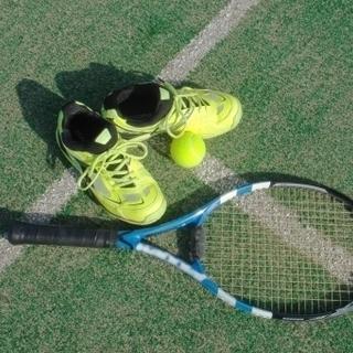 エンジョイテニス!初心者大歓迎!