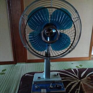 レトロ扇風機 💴⤵️