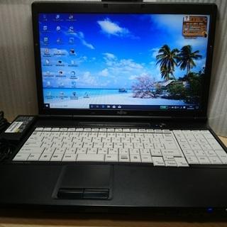 【取引中】 ☆corei5&SSD(240GB)搭載で超快…