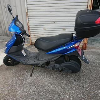 スズキ125ccバイク
