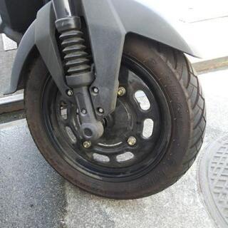 ネットで買ったバイクのタイヤ交換します!