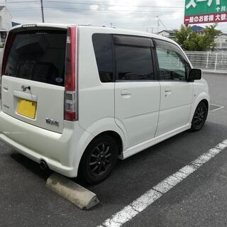ダイハツ ムーブ カスタム ターボ L150S 2WD