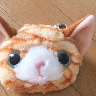 【未使用】パスケース 猫【500円】