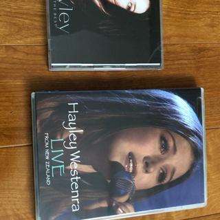 ヘイリー DVD2枚 CD1枚セット 美品 値下げしました。