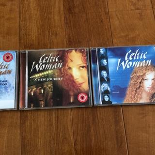 ケルティック ウーマン CD3枚セット 中古。