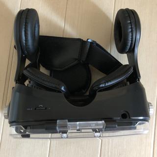 VR コントローラ & グラス スマホでバーチャルリアリティ体験...