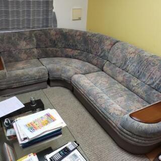 3~4人掛けコーナーソファー