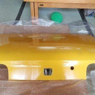 ビートPP1用純正トランクフード