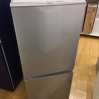【安心・安全の1年保証】AQUAの2ドア冷蔵庫あります!