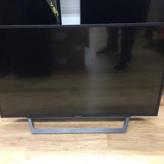 安心の一年間返金保証!SONYの43インチLED液晶テレビです!