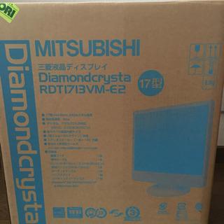 PCモニター 三菱液晶ディスプレイ