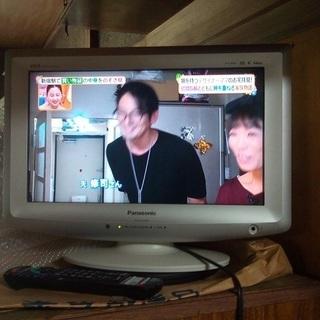 Panasonic 17インチTV
