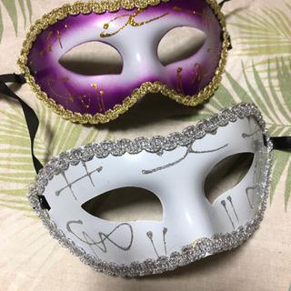 ベネチアンマスク ハロウィン 仮装