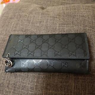 GUCCI長財布