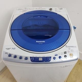 Panasonic洗濯機 簡易乾燥機能付き 7kg 東京 神奈川...