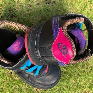 子供 靴 ナイキ キッズ シューズ 14センチ