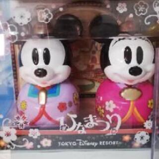 取引中★お雛さま★ミッキー&ミニー