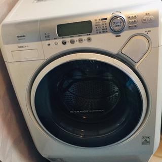 TOSHIBAドラム式洗濯機 値下げしました。