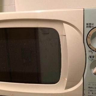 ナショナル電子レンジ600w