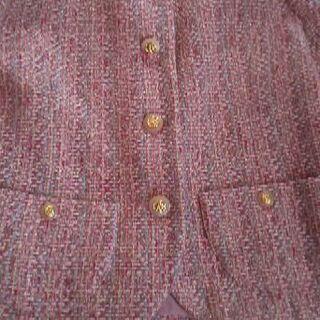 13号タイトスカートスーツ美品
