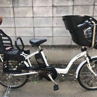 Y1P電動自転車S19S  ヤマハパスキッス20インチ 12アン...