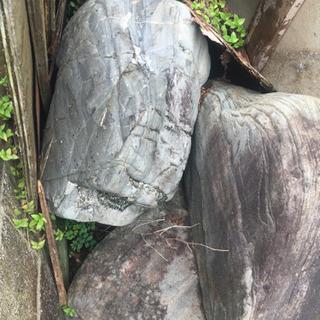 庭石(値下げ交渉できます)