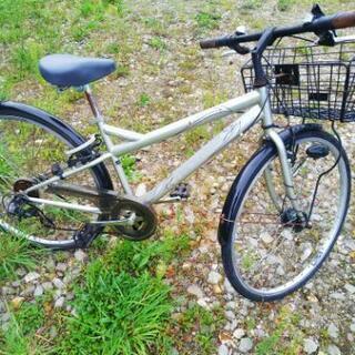 中古ジャンク27インチ自転車お譲り致します