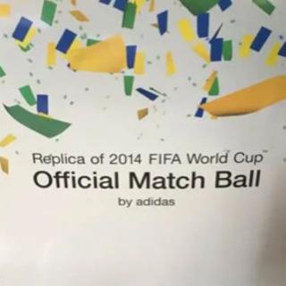 新品 ワールドカップ 大会ボール  FIFA 5号 サッカー