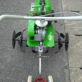 マメトラMC-8耕運機・管理機・農業機械・家庭菜園 − 三重県