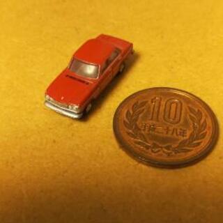 ジオコレ【赤色の自動車】1台