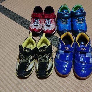 男の子 靴 スニーカー 19