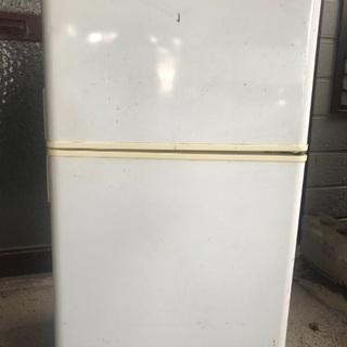 【無料】※取りに来られる方 冷蔵庫 2ドア NEC NR-A82...