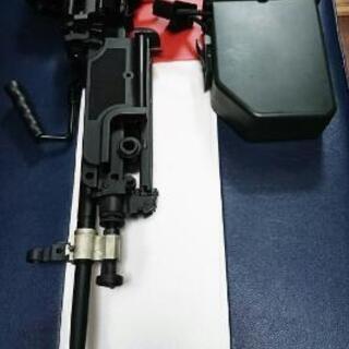 A&K 製フルメタル 電動ガン FN M249 ミニミ Mk46