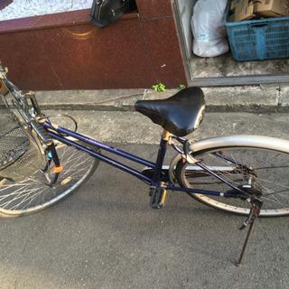 自転車 ※ジャンク品
