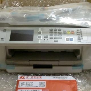【高性能・美品】 EPSONプリンター複合機(A3までOK)FA...
