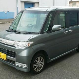 タント カスタムVセレクション 車検長い!