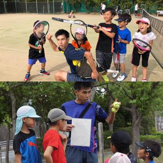 【ジュニアテニス】熱血ジュニアテニススクール大野城クラス