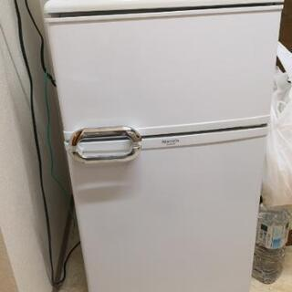 2ドア冷蔵庫 88リットル