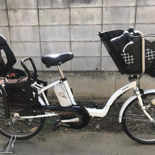 0-11 電動自転車 パナソニックギュット20インチ10アンペア