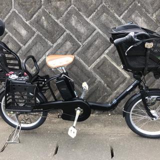 0-16 電動自転車 パナソニックギュット20インチ13アンペア
