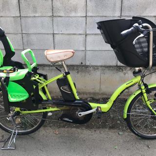 9-74 電動自転車 パナソニックギュット 20インチ