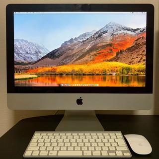 Apple iMac2011 21.5-inch 人気のFusi...
