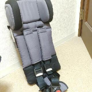 受付終了 自動車用 簡易チャイルドシート 日本育児 トラベ…
