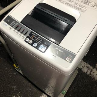 🌈衝撃プライス😱🈹HITACHI🉐7kg洗濯機🌟美品‼️当…