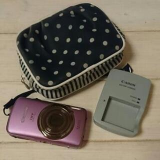 Canonデジカメ IXY