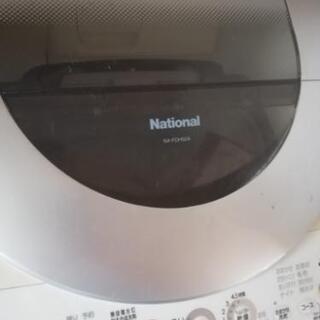 ※商談中【無料】ナショナル洗濯機