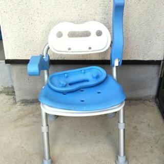 介護用 浴室補助椅子 中古品