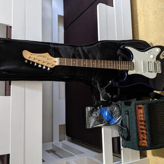 Graco Electric Guitar + FERNANDE...